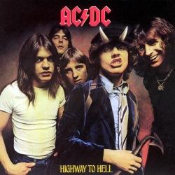 ACDC album cover