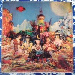 satanic majesties request cover